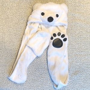 Other - 2 for $10 🎃 Polar Bear Hat and Paws